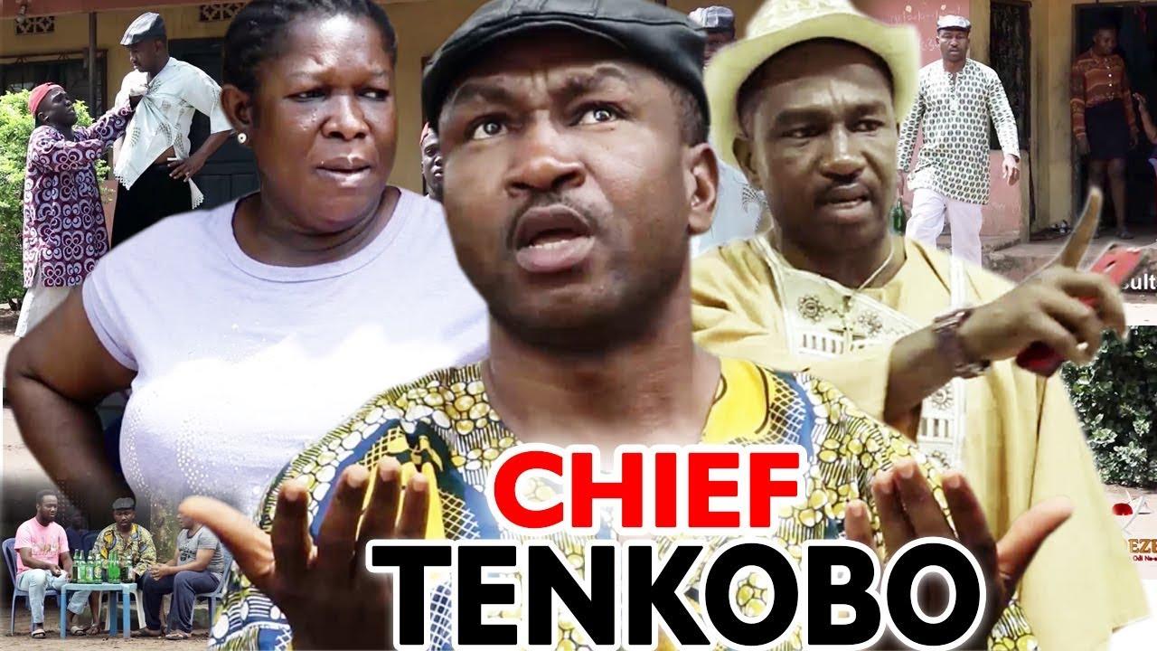 Village Brother Season 3&4 - Ten Kobo 2019 Latest Nigerian Nollywood Comedy  Movie Full HD