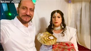 WALIMA CEREMONY IN THE UK / PART 2 / GIFTS