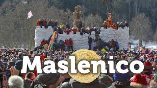 Maslenico en Esperanto