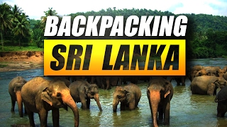 Sri Lanka Backpacking Adventure 2016 | Short travel video montage
