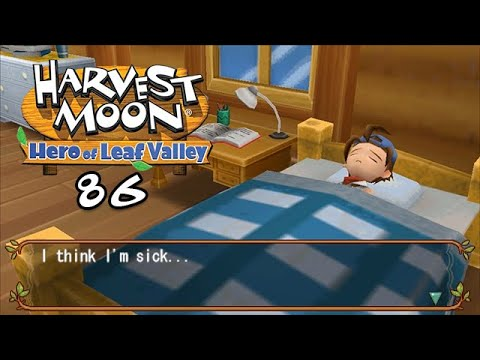 Let's Play Harvest Moon: Hero Of Leaf Valley 86: A Cold