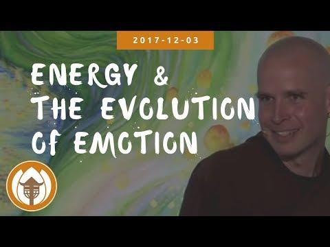 Energy and the Evolution of Emotion - Br Pháp Lưu, 2017 12 03