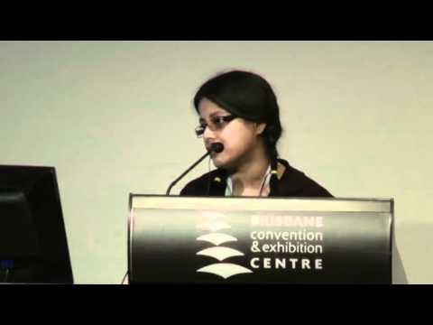 Early Career Researchers 3min - Parama Banerjee