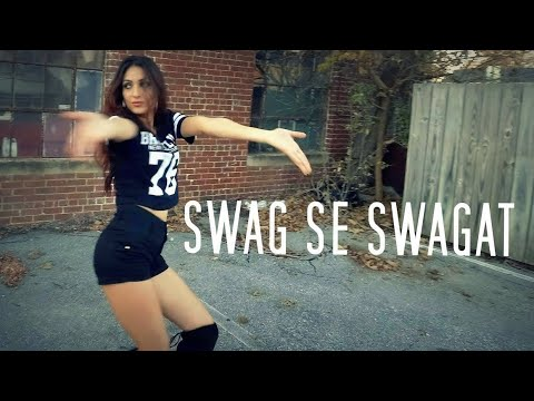 Swag Se Swagat Song | Tiger Zinda Hai | Dance kare sabka karenge video  performance choreography