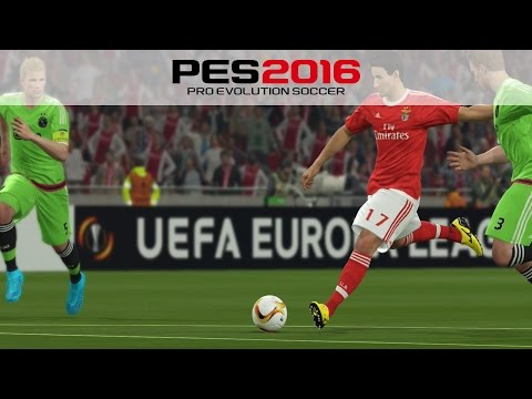 PES 2016: Competition - UEFA Europa League - First Minutes (Matchday 1)