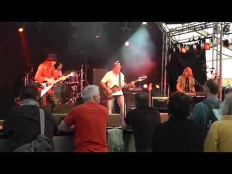 Verden Allen's Softground - 2012 Cambridge Rock Festival