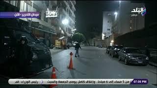على مسئوليتي - اللحظات الأولي لتطبيق حظر التجوال في شوارع مصر