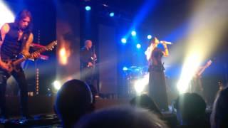 Tarja- Lucid Dreamer (live music hall cologne 11/10.2016) HD