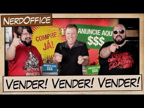 Vender, vender, vender!!! | NerdOffice S05E40