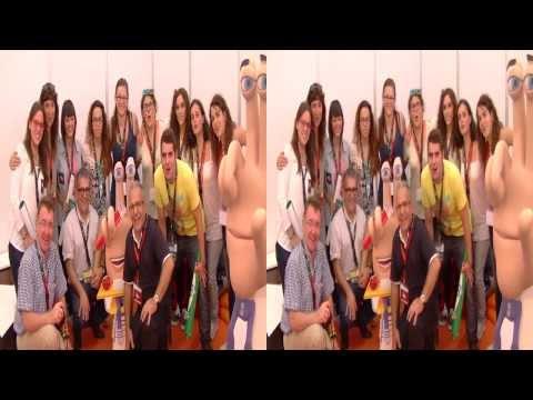 El Coooc a la Festa Supers 2013 3D
