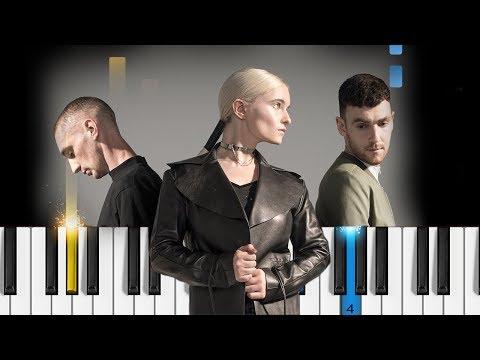 Clean Bandit - I Miss You (ft. Julia Michaels) - Piano Tutorial / Piano Cover