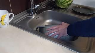 Обзор. Кухонная мойка Platinum 8060 satin 08мм