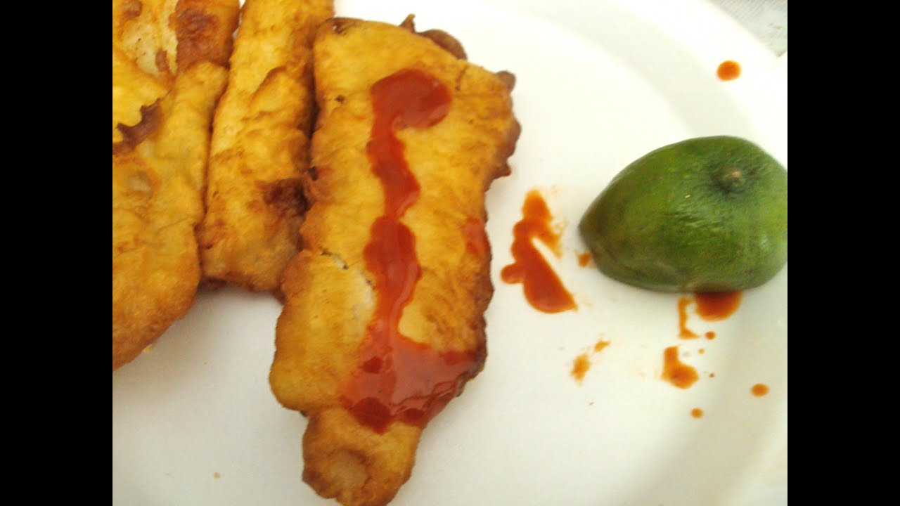 Como hacer pescaditos estilo df youtube for Como cocinar pescado