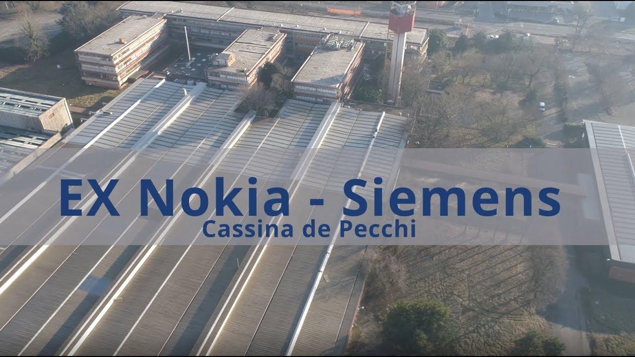 Ex Nokia - Siemens a Cassina de' Pecchi