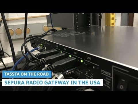 TASSTA - Sepura Radio Gateway in the USA