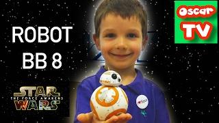 ROBOT BB 8 Star Wars Тестуємо робота ББ8 від Зоряних воєн в магазині Apple Ispot