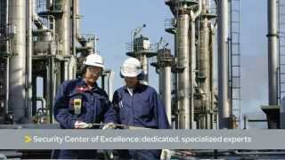 Oil and Gas: Security Solutions