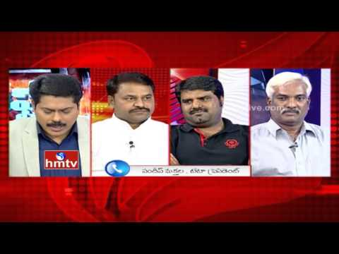Debate on Reservations in IT & Private Sector | Left & Right | HMTV