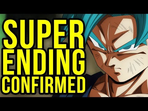 Dragon Ball Super Ending Confirmed! (I was right~)