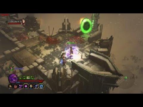 ディアブロ3 セットダンジョン 全ての場所 ウィザード編 Diablo III