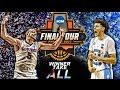 2017 NCAA Basketball National Championship Hype Video North Carolina Gonzaga