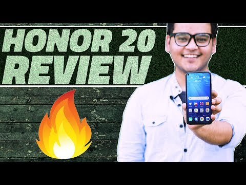 Honor 20 Review - The Best Budget Flagship Smartphone Right Now?
