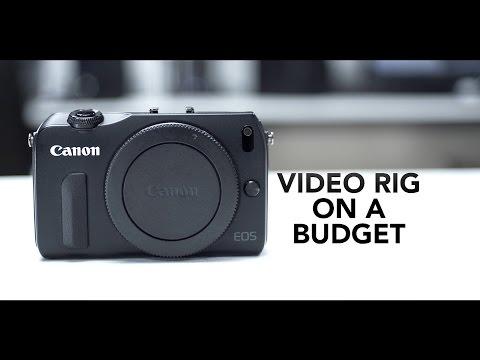 The Cheap Video Rig - EOS M