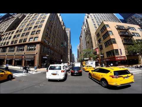 Madison Avenue, New York USA