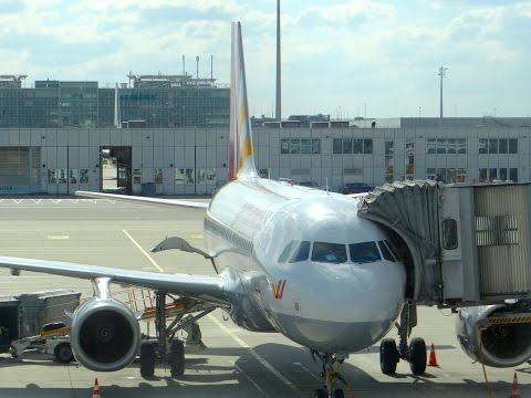 Flight Report - Germanwings Airbus A319 Economy Class Munich to Dortmund