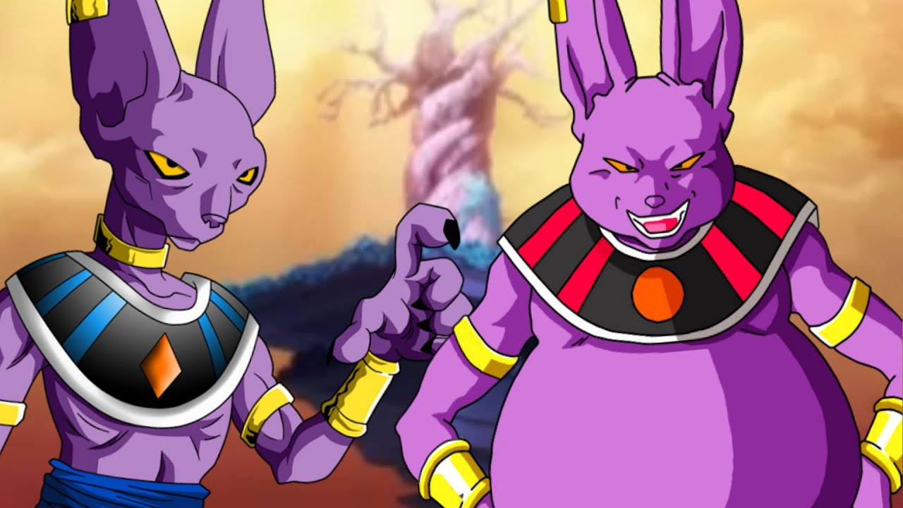 beerus and whis meet champa