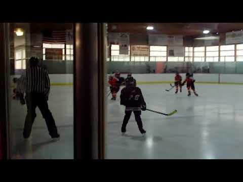 Chazy - Cougars Squirts   2-2-19