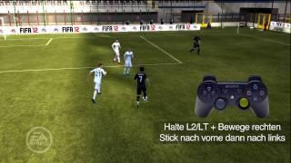 FIFA 12 Tipps & Tricks: Drehungen