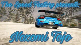 The Speed Factory presents: Nozomi Tojo (The Crew 2)
