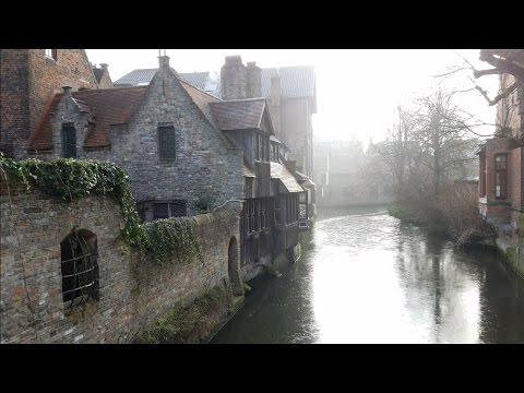 A fairytale day in Bruges, Belgium!