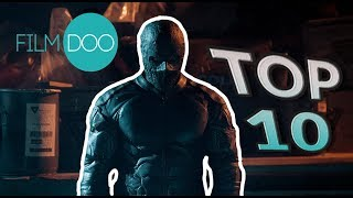 TOP 10 MOST BIZARRE FOREIGN SUPERHERO MOVIES