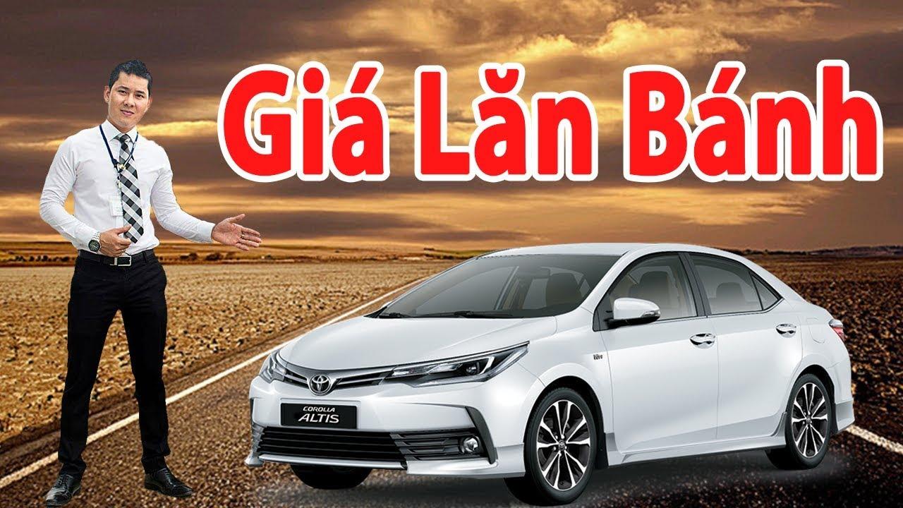 ✅✅Giá Lăn Bánh Toyota Altis 1.8G 2018💯CAM KẾT CỰC RẺ 💯💯💯