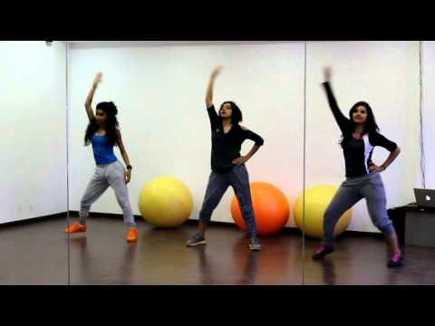 Lucky Tu Lucky Me- Humpty Sharma Ki Dulhania Zumba Choreography
