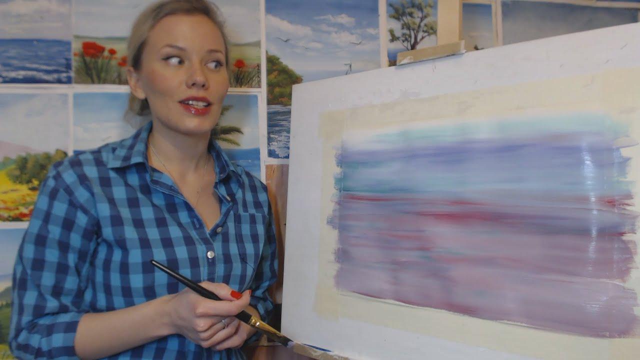 Смотреть онлайн волшебная школа рисования