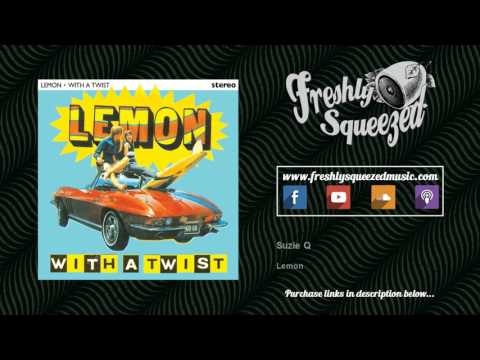 Vintage Remix - Lemon - Suzie Q [AUDIO] (Creedence Clearwater Revival / Dale Hawkins cover)