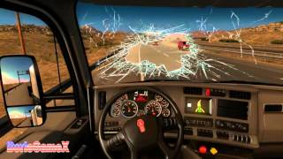 vuclip American Truck Simulator Test of endurance - ATS is OUT! Early Access