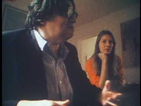 Morton Feldman & Elliott Carter in Buffalo
