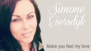 adèle   make you feel my love simone eversdijk cover