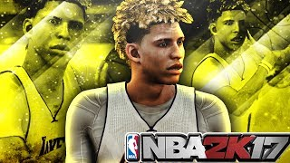 NBA 2K17 MyCAREER LaMelo Ball #1 - NBA Draft & NBA Debut! Lavar Ball Calls LaMelo!