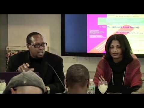 Author Meets The Critics  Pimps Up, Ho's Down Panel  The Hiphop Archive