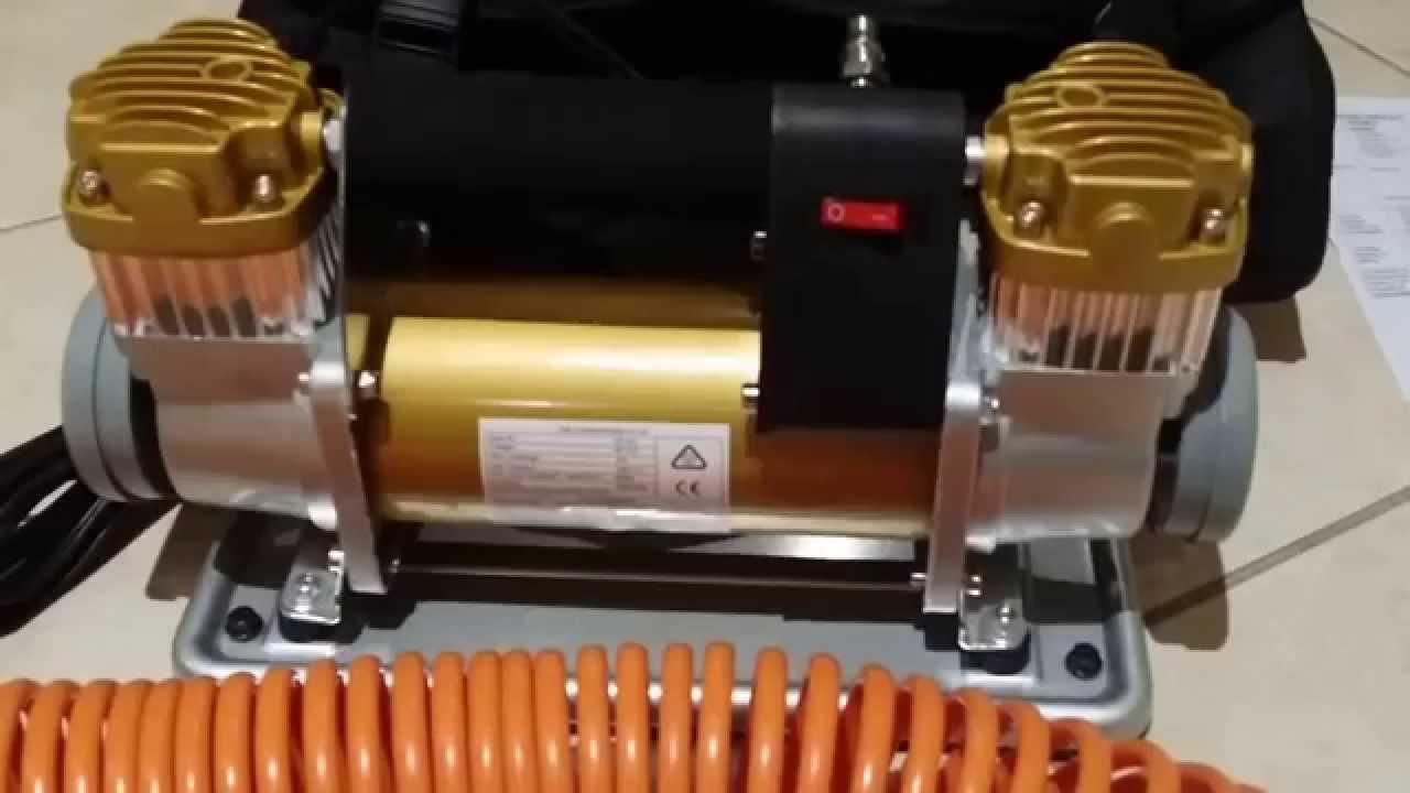 Air Compressor Car: 150PSI, 180L/MIN, 12V CAR AIR COMPRESSOR