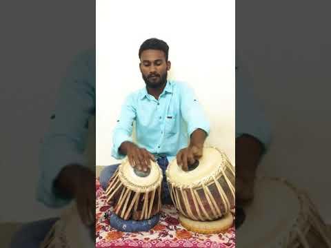 Lavani bit on tabla