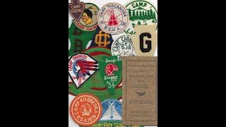 Occoneechee Lodge 104 North Carolina Boy Scout Patch S-4 1973 Brotherhood Flap