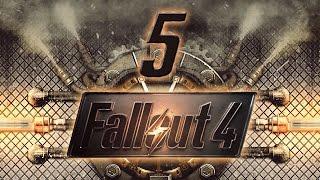 Fallout 4 5 - Экскурсия по пивоварне и др. разнообразные квесты veryhard webcam 50fps