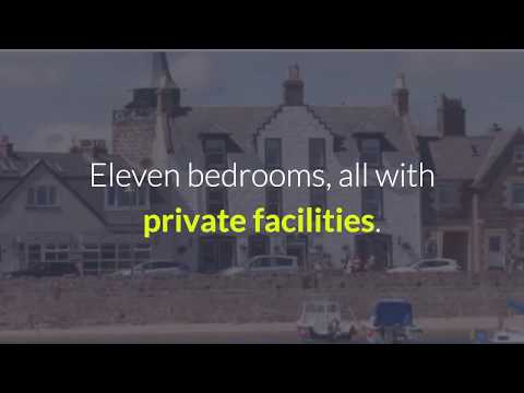 Hotel Accommodation at Ship Inn, Stonehaven