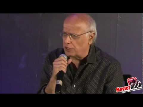 Jism 2 Is An Erotic 'A' Rated Thiller - Mahesh Bhatt